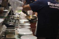 Bayside Chef Plates Food