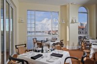 Dining Tables in Bayside's Grill